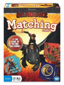 Como entrenar a tu dragón 2, caja Matching
