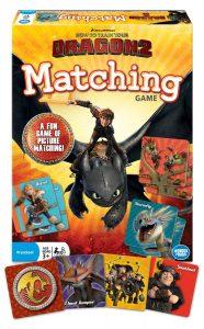 Como entrenar a tu dragón 2, componentes Matching
