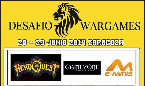 Desafio Wargames 2014, logo HQ25