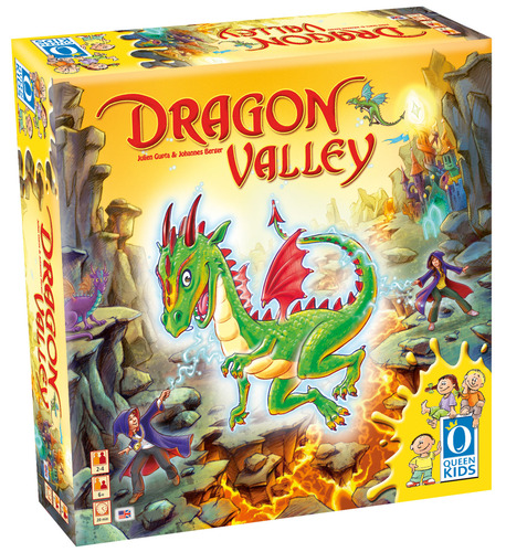 Portada de Dragon Valley