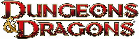 Logotipod e Dungeons and dragons