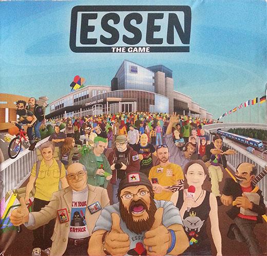 Portada de Essen the game Spiel 13