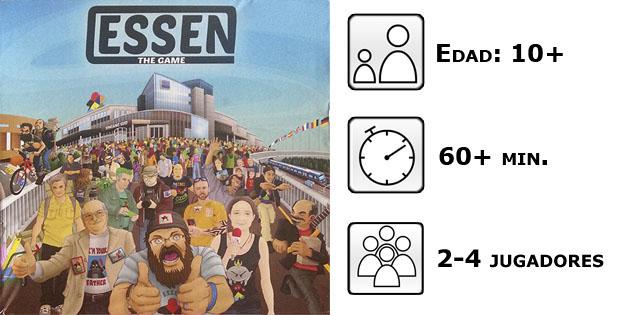 Ficha de Essen The Game Spiel 13