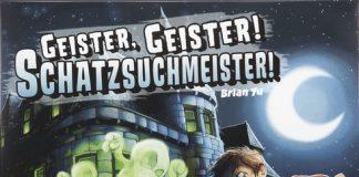 Portada de Geister, Geister, Schatzsuchmeister
