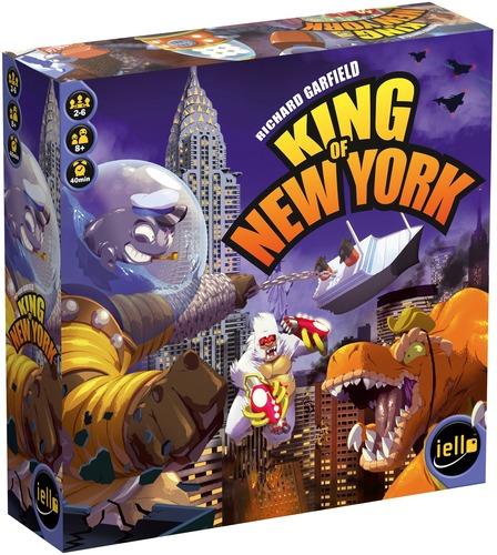 King of New York, los monstruos llegan a la Gran Manzana