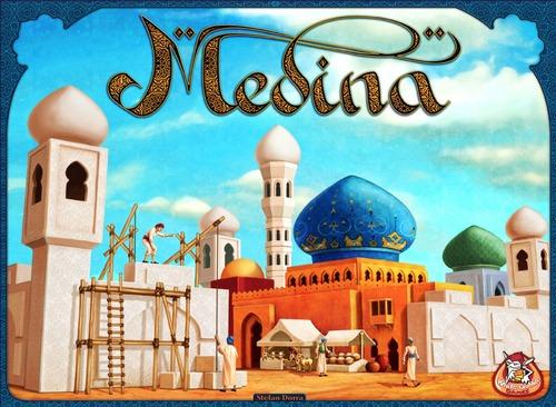 Portada de la nueva edición de Medina