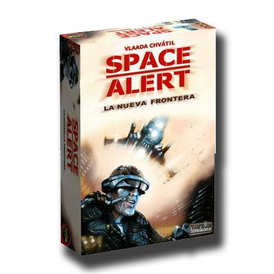 Caja de la expansión Space Alert la nueva frontera