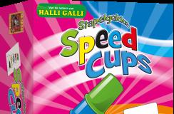 Caja de la edición alemana de Speed Cups