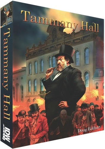 Portada de Tammany Hall