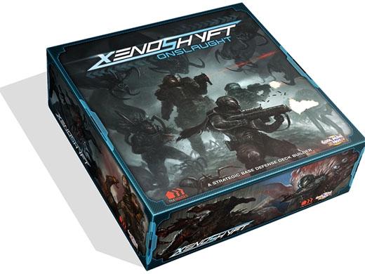 Portada de XenoShyft Onslaught
