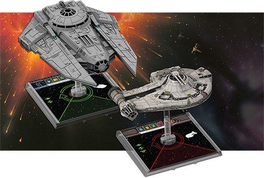 Nuevas naves de la quinta oleada de x-wing