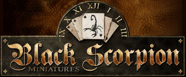 Black Scorpion, logo