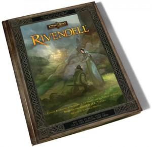 El Anillo Único, Rivendell libro