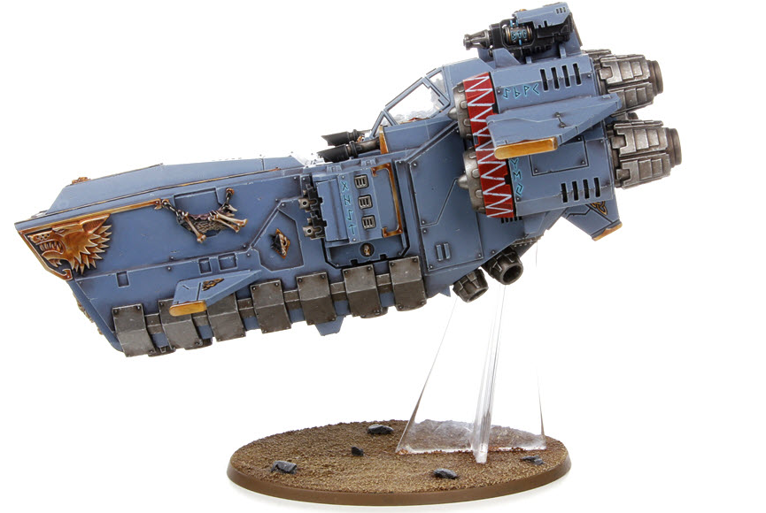 Games Workshop, Stormwolf Gunship 6