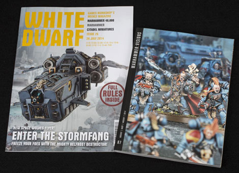 Games Workshop, White Dwarf