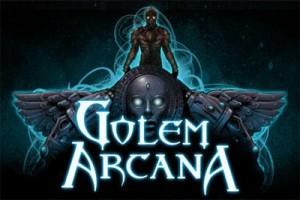 Golem Arcana, logo