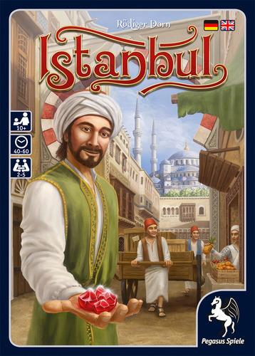Portada de Istanbul