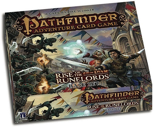Pathfinder Card Game Base set Rise of The Runelords