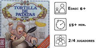Tortilla de Patatas The game