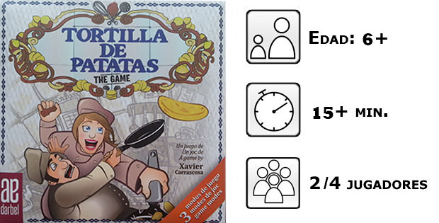 Tortilla de Patatas The game