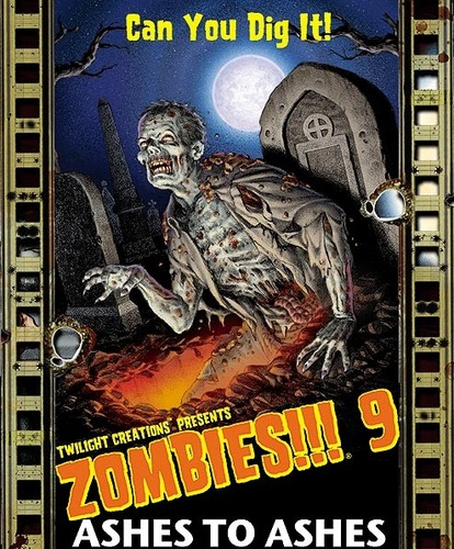 Portada de Zombies Ashes to Ashes