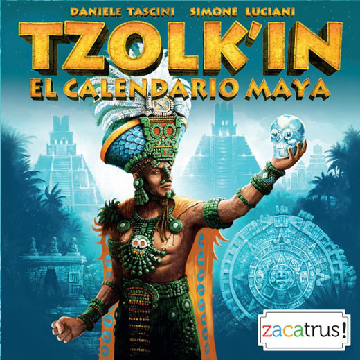 Portada de Tzolk'in El calendario Maya