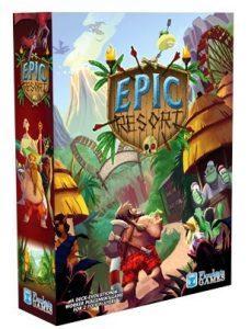 Epic Resort, caja