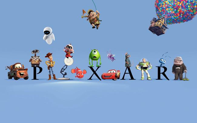 Ludonoticias y Pixar