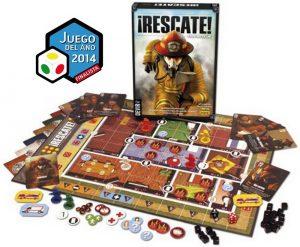 ¡Rescate! Finalista JdA 2014