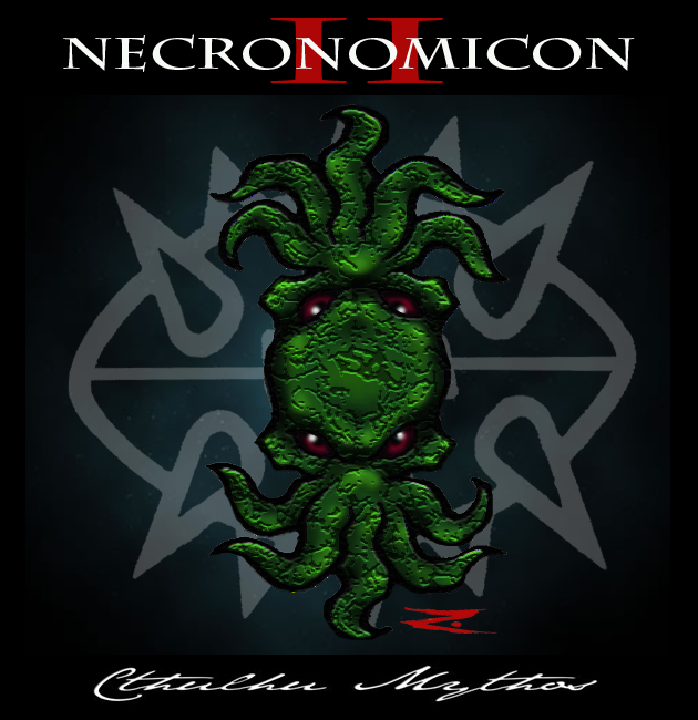 20 -logo Necronomicon II