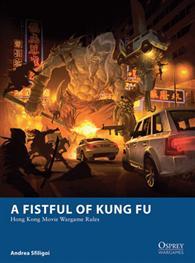 A Fistful of Kung Fu, portada Osprey