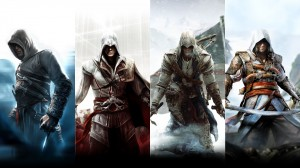 Assassin Creed, personajes