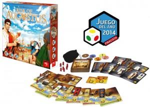 Augustus, Finalista JdA 2014
