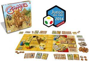 Camel Up, finalista JdA 2014