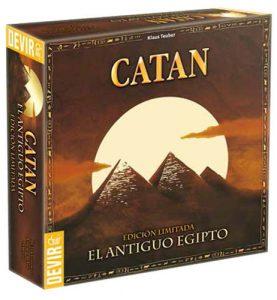Catán, El Antiguo Egipto, Devir