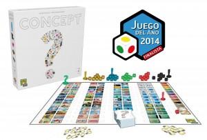 Concept, Finalista JdA 2014