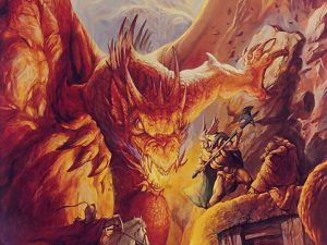 Dungeons & Dragons, art