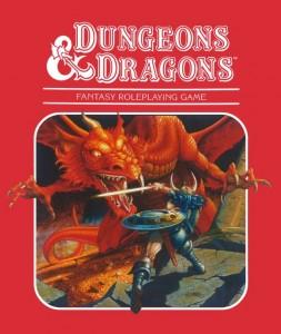 Dungeons & Dragons, portada
