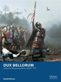 Dux Bellorum, portada Osprey