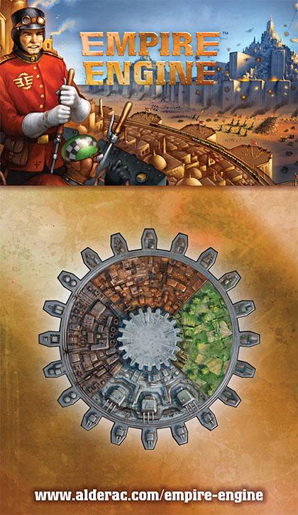 Portada de Empire Engine
