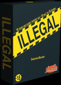 Illegal, caja
