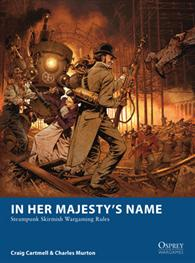 In Her Majesty´s Name, portada Osprey