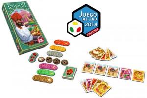 Jaipur, Finalista JdA 2014