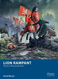 Lion Rampant, portada Osprey
