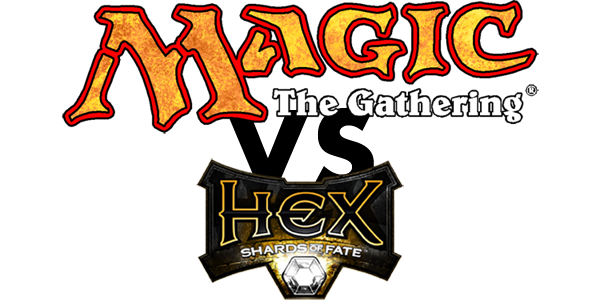 Magic Vs Hex, logo