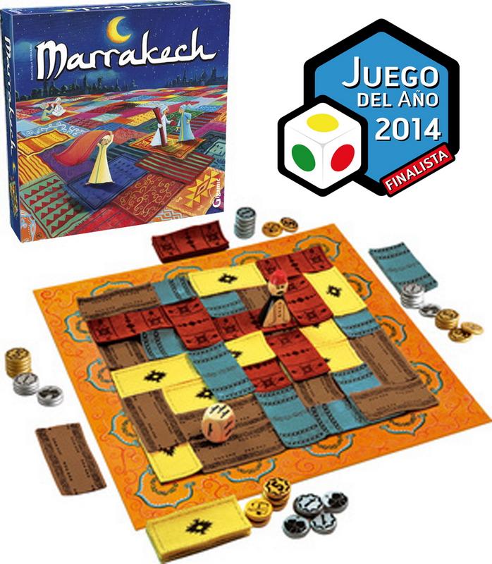 Marrakech, Finalista JdA 2014