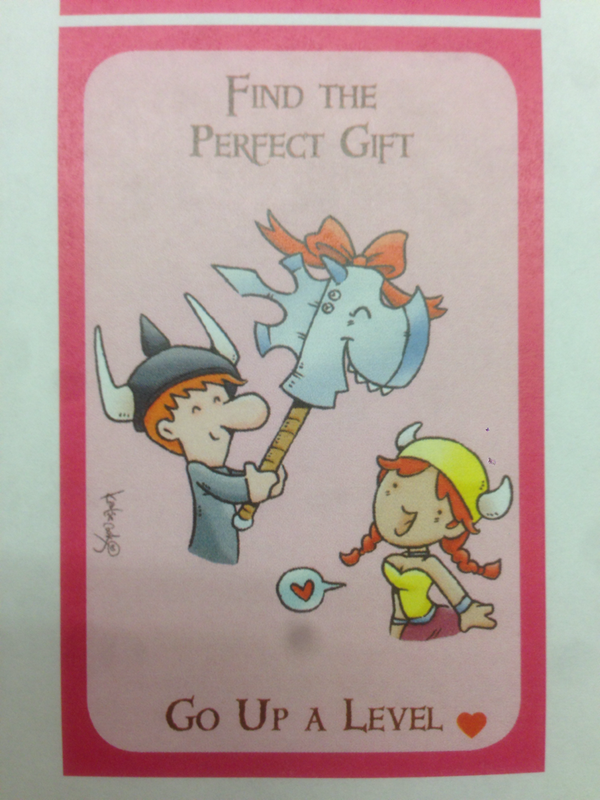 Munchkin, Find the Perfect Gift