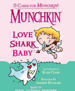 Munchkin, portada