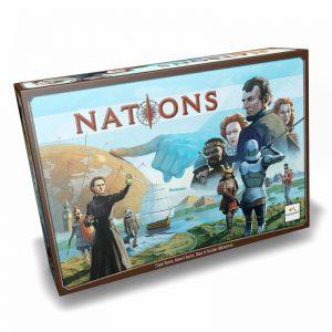 Nations, caja