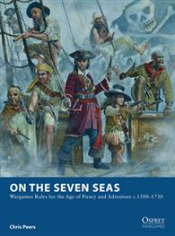 On the Seven Seas, portada Osprey